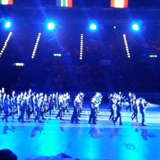 The Natinoal Marching Band of the Royal Air Force Cadets