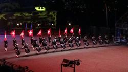 The Top Secret Drum Corps
