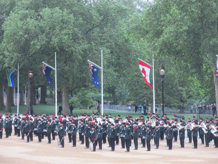 Sounding Rerreat at Horse Guards Parade 2016