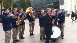 The Royal Artillery 'Big Brass'