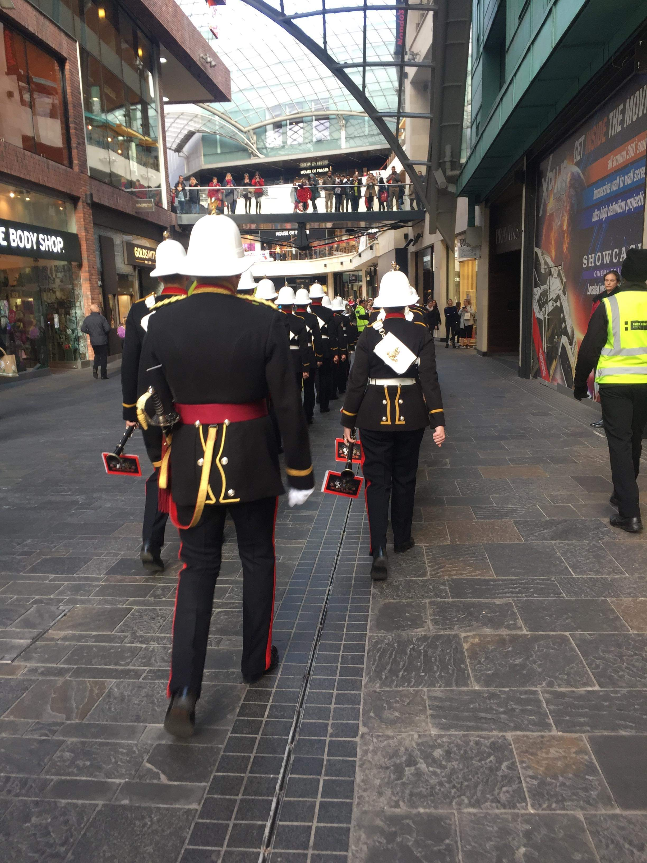 Bristol Poppy Day 2018
