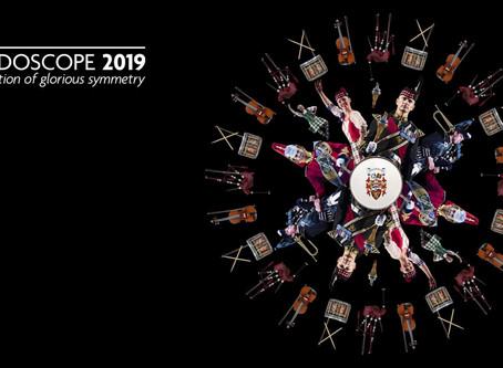A Kaleidoscope of Colour for The 2019 Royal Edinburgh Military Tattoo