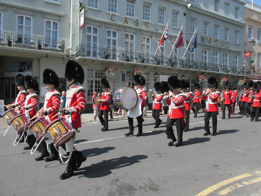 1st Battalion Welsh Guards Corps of Drums