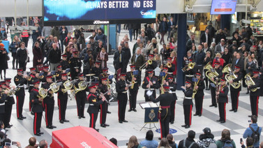 British Army Band Colchester