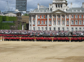 The Massed Bands of the Household Division