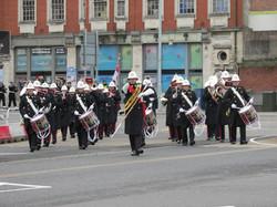 The Band of HM Royal Marines