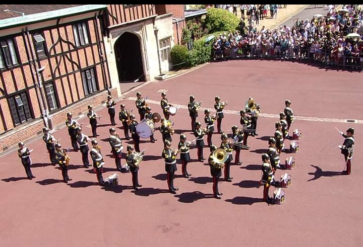 The Band of the Royal Logistic Corps