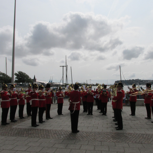 The Band of the King's Division