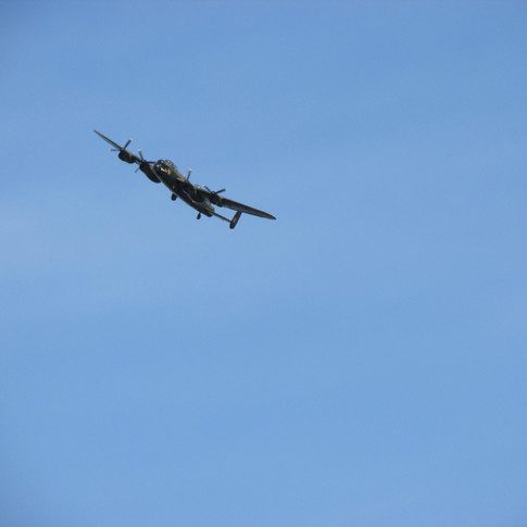 The Lancaster Bobmber