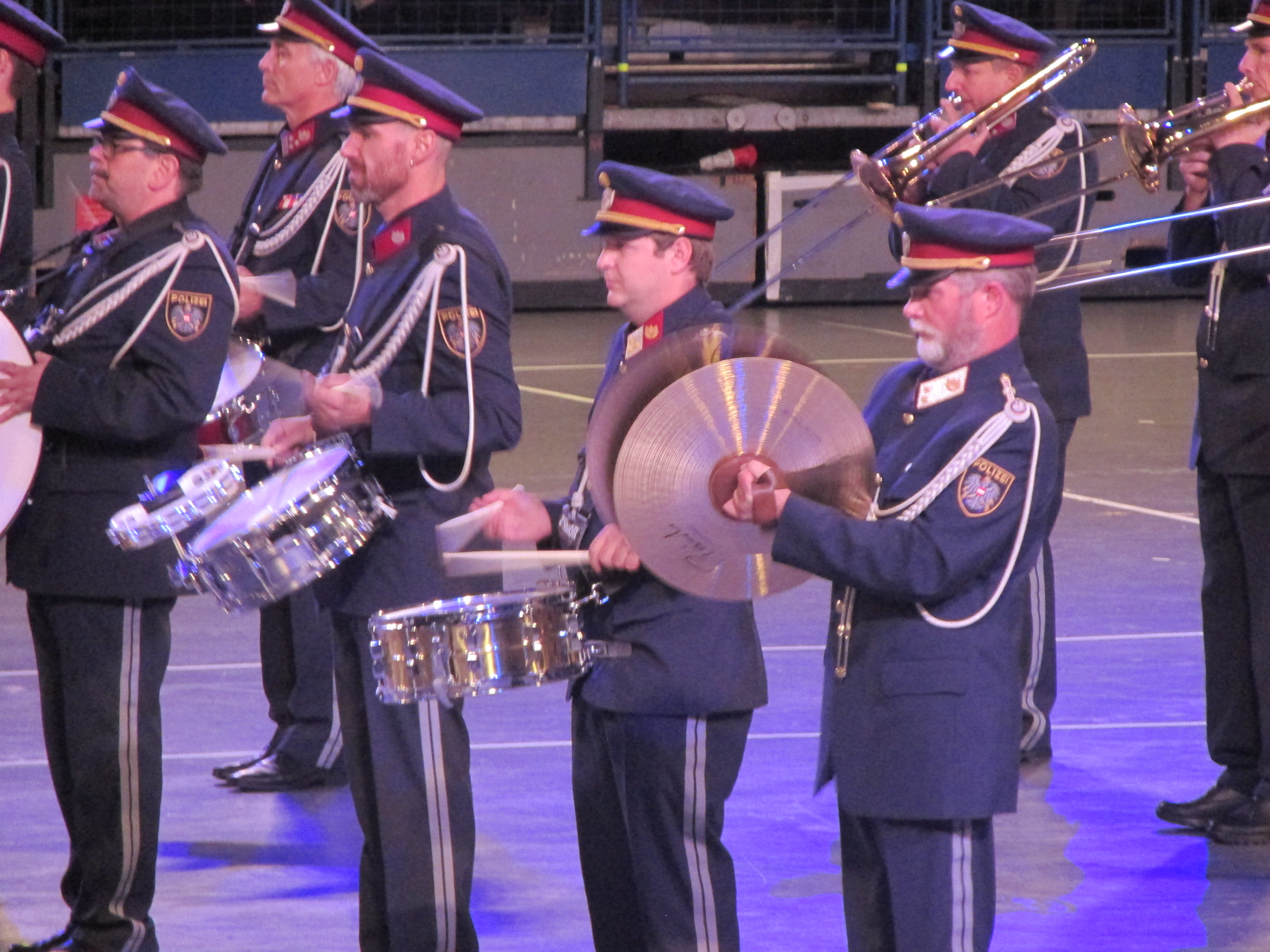 The Tirol Police Band, Austria