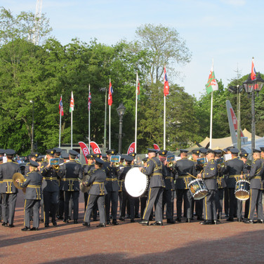 The Central Band of the RAF