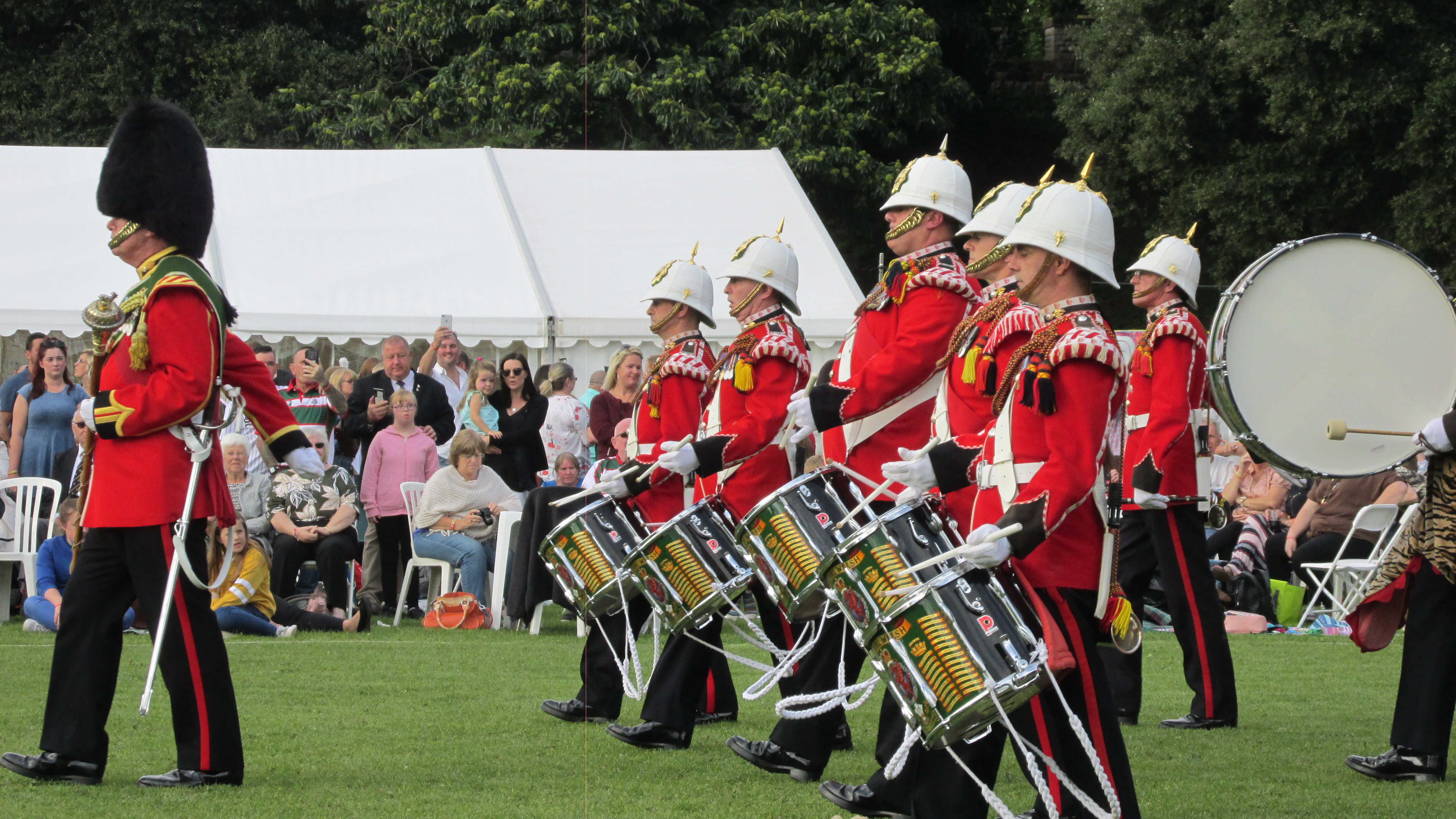 Royal Welsh Anniversary Event
