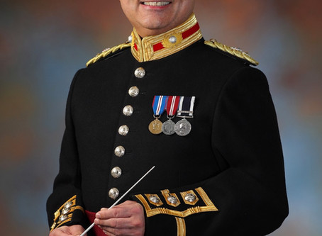 An Interview with The Principal Director of Music of the Royal Marines