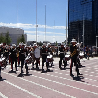 The Band of HM Royal Marines Portsmouth