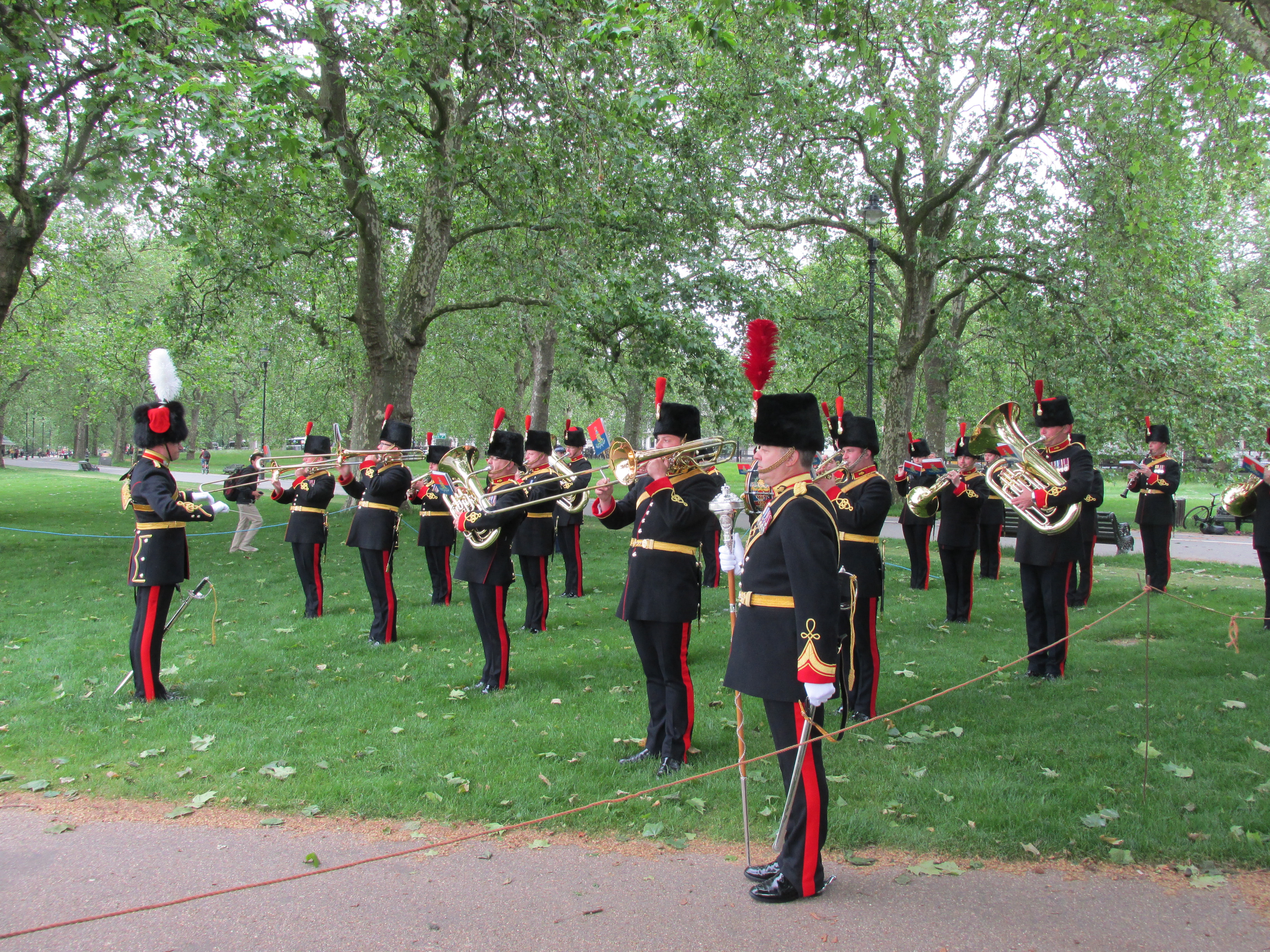 The Royal Artillery Band