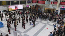 The British Army Band Colchester