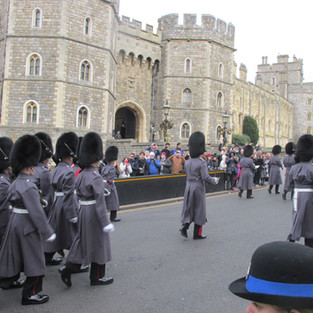 The Band of the Welsh Guards