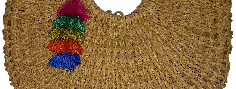 Woven Grass - Single Tassle
