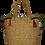 Thumbnail: Hyacinth Long Handled - Green and Gold