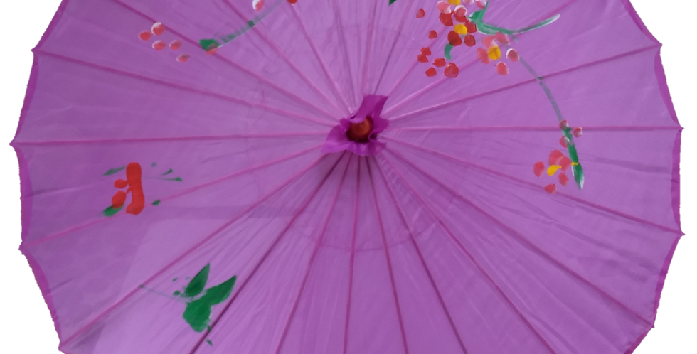Hand-painted Parasols