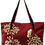 Thumbnail: Agapanthus and Butterfly - Dark Red
