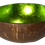 Thumbnail: Lime Green Lacquered Coconut Bowl