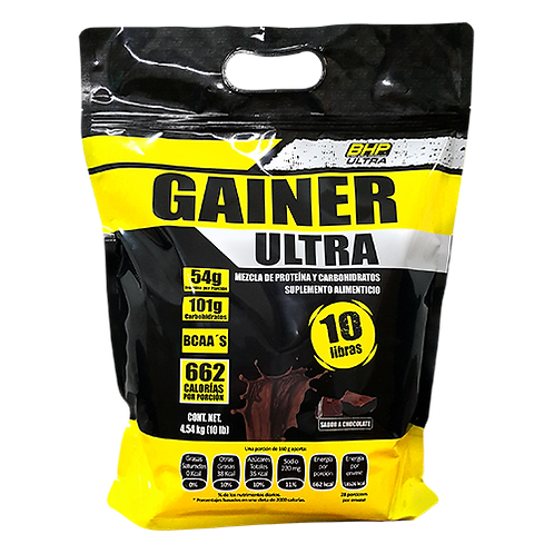 GAINER ULTRA 10 LBS