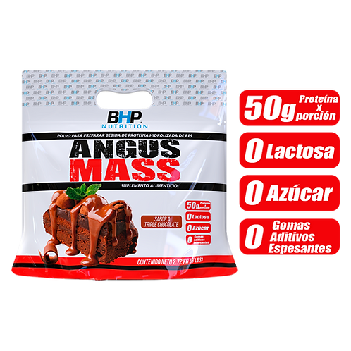ANGUS MASS BAG 6 LBS