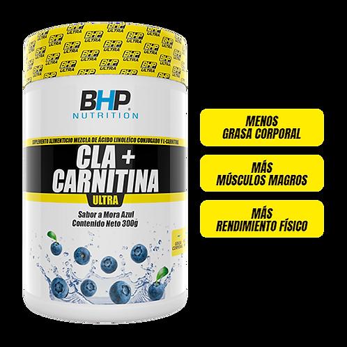 CLA + CARNITINA30 SERV
