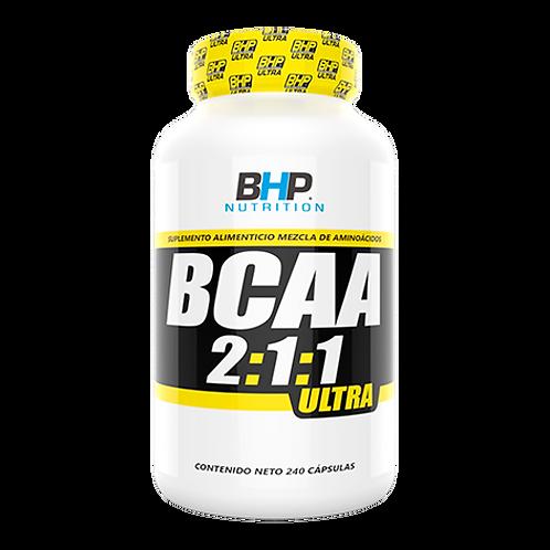 BCAA 2:1:1 ULTRA 240 CAPS