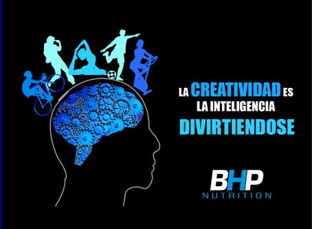 Creatividad, Originalidad y Fitness