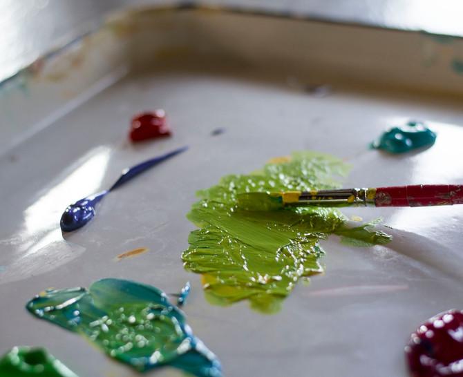 Les couleurs et les émotions