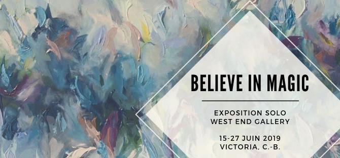 """Exposition """"Believe in Magic"""""""