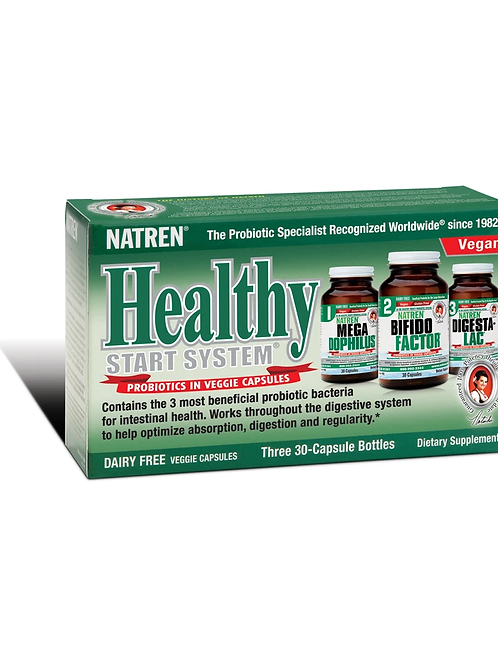 Healthy Start System Probiotics