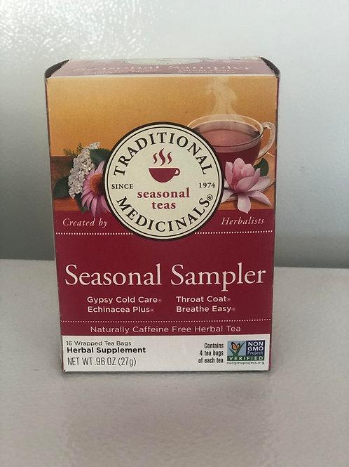 Seasonal Sample Tea