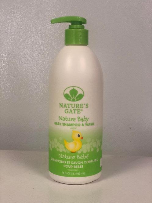 Nature Baby Shampoo & Body Wash