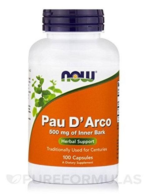 NOW Pau D' Arco