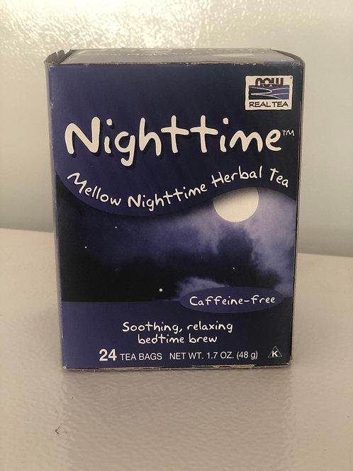 Nighttime Tea