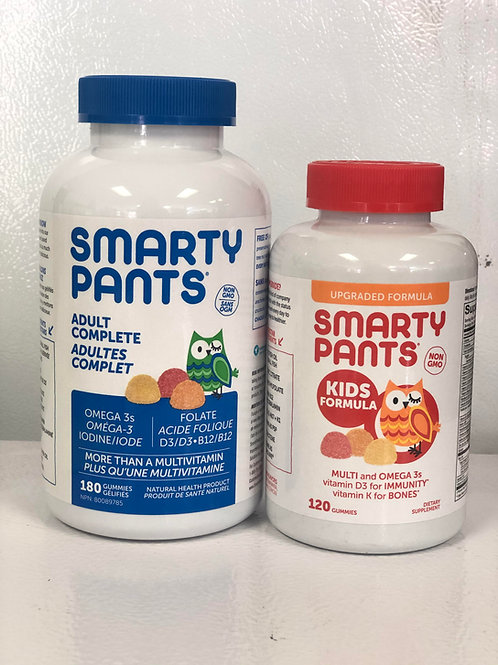 Smarty Pants Multi Vitamin