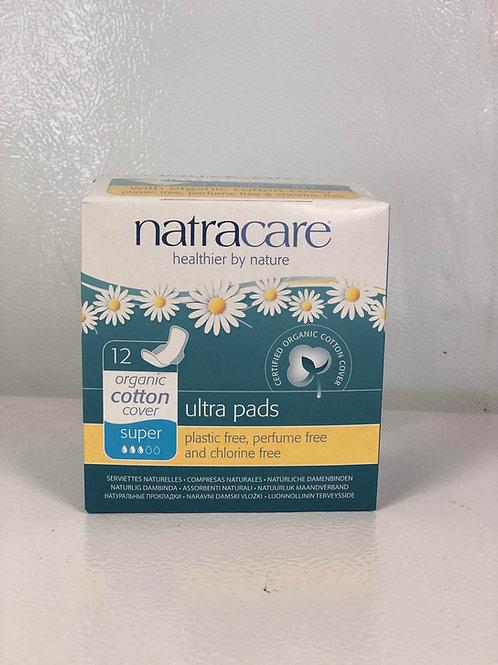 Natracare Organic Super Pads