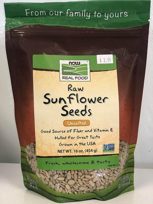 Sunflower Seeds Unsalted