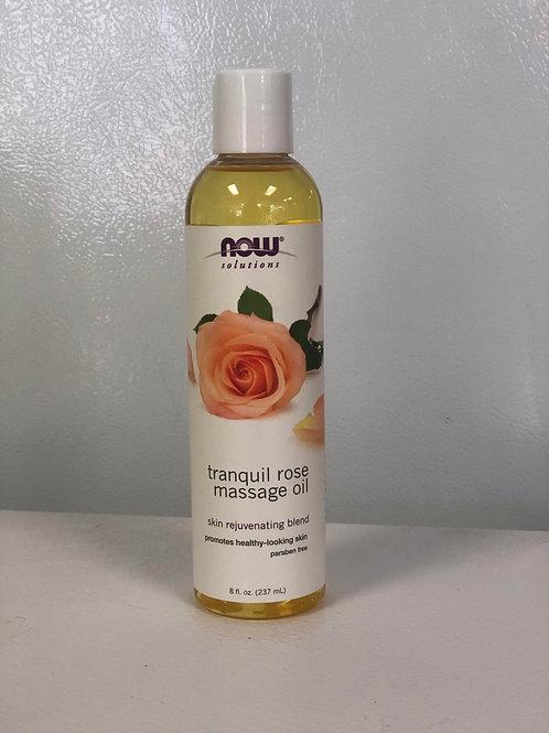 Tranquil Rose Massage Oil