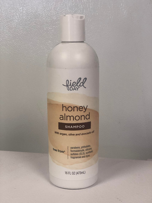 Honey Almond Shampoo & Conditioner