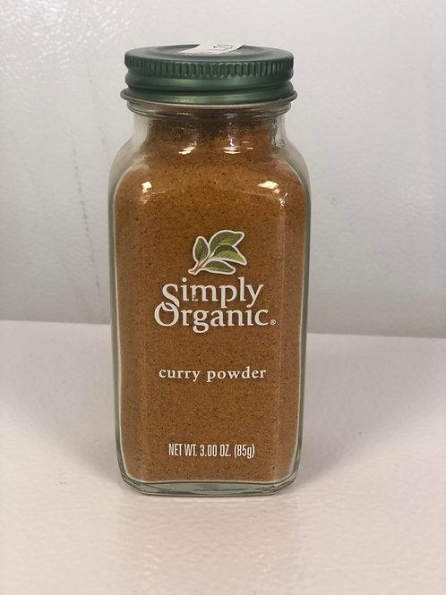 Curry Powder Seasoning