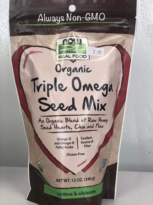 Triple Omega Seed Mix