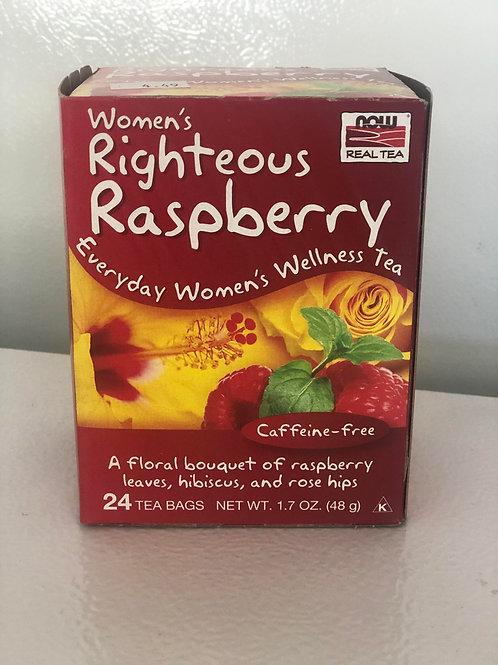 Righteous Raspberry Women's Tea