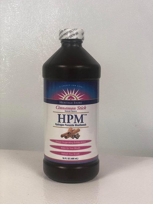HPM Cinnamon Mouthwash