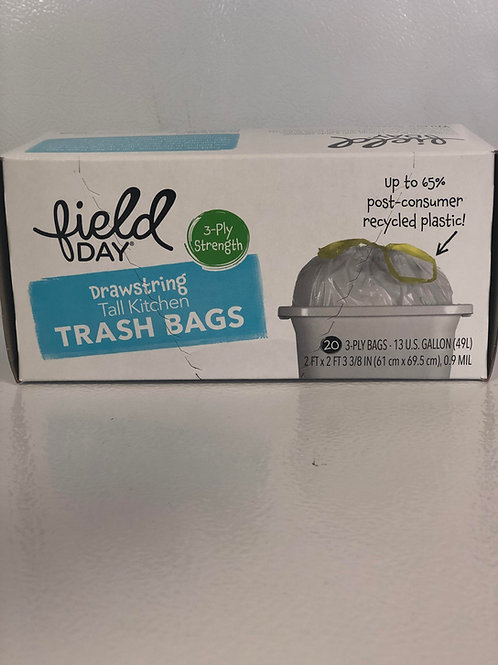 Field Day Trash Bags