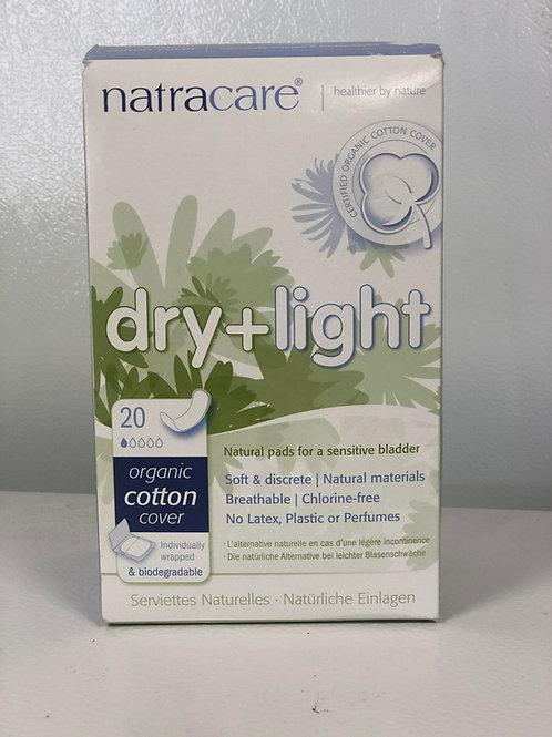 Dry+ Light Organic Panty Liners
