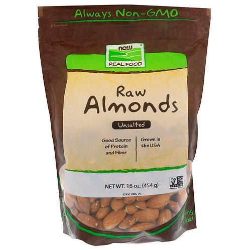 NOW Raw Almonds
